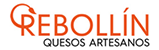 Quesos Rebollín | Quesos Artesanos Asturianos Logo